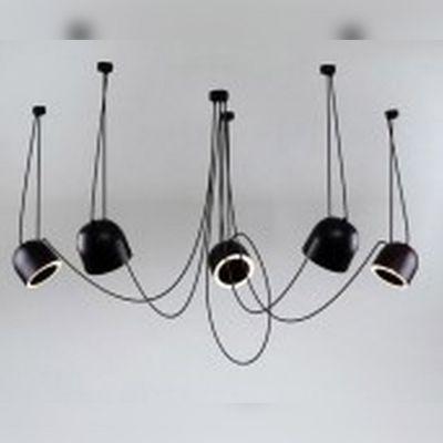 Lampa wisząca Shilo-Dohar 9038/E14/CZ Dobo