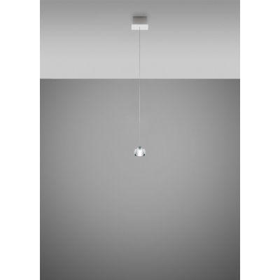 Lampa wisząca Fabbian F32A2600 Multispot Beluga-Rosone 130x130 1L.