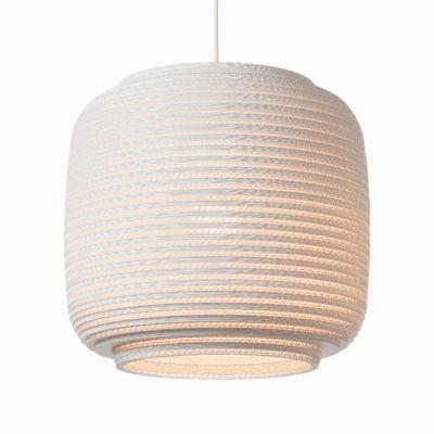 Lampa wisząca Graypants GP-1113-a Scraplights Ausi14 white