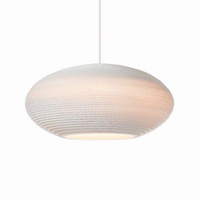 Lampa wisząca Graypants GP-1141-a Scraplights Disc16 white