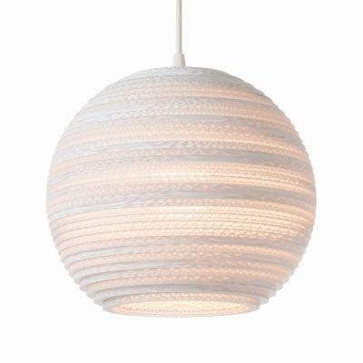Lampa wisząca Graypants GP-1161-a Scraplights Moon10 white