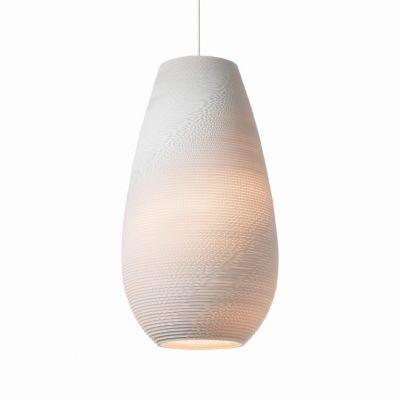 Lampa wisząca Graypants GP-1221-a Scraplights Drop26 white