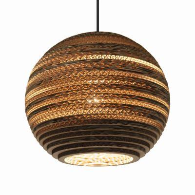 Lampa wisząca Graypants GP-161-a Scraplights Moon10 natural