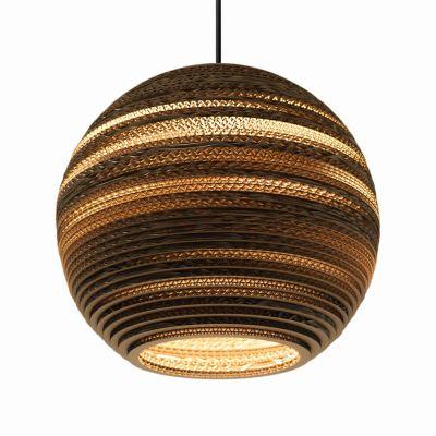 Lampa wisząca Graypants GP-162-a Scraplights Moon14 natural