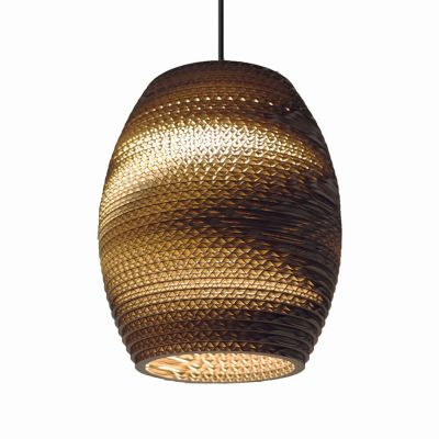 Lampa wisząca Graypants GP-171-a Scraplights Oliv natural
