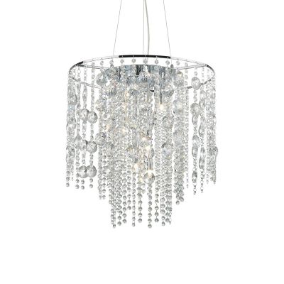 Lampa wisząca Ideal Lux 044767 Evasione SP10