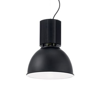 Lampa wisząca Ideal Lux 100333 Hangar SP1 Nero