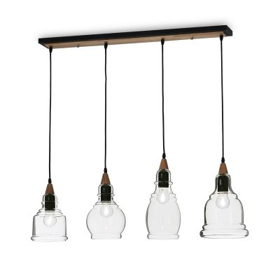 Lampa wisząca Ideal Lux 122557 Gretel SP4