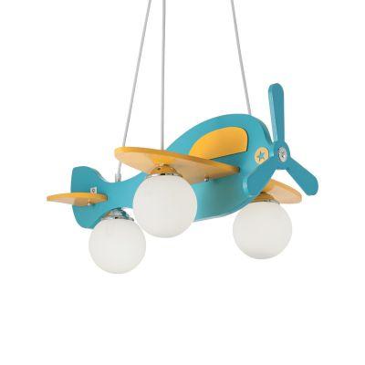 Lampa wisząca Ideal Lux 136325 Avion-1 SP3