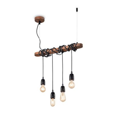 Lampa wisząca Ideal Lux 176352 Electric SP4
