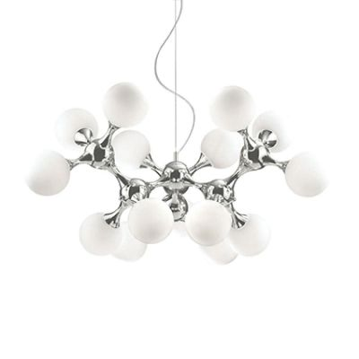 Lampa wisząca Ideal Lux NODI BIANCO SP15 082073
