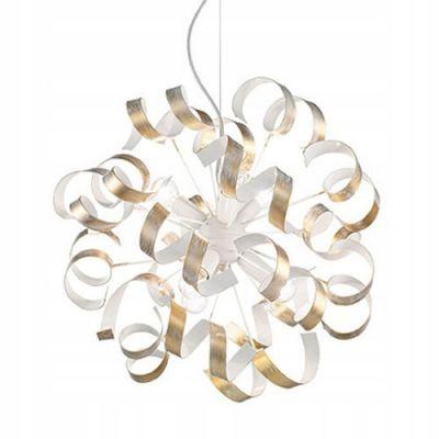 Lampa wisząca IdealLux 101606 Vortex SP6 Oro