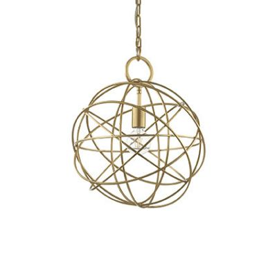 Lampa wisząca IdealLux 155968 Konse SP1