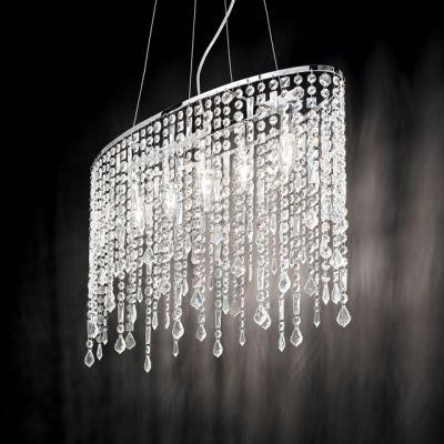 Lampa wisząca IdealLux 8363 Rain Clear SP5