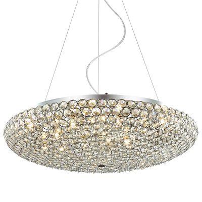 Lampa wisząca Italux MA04995CA-012 Santo