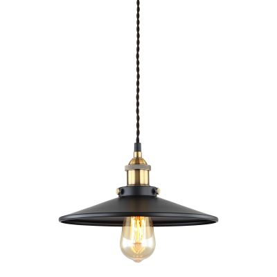 Lampa wisząca Italux MDM-3458-1M-BKGD Verda