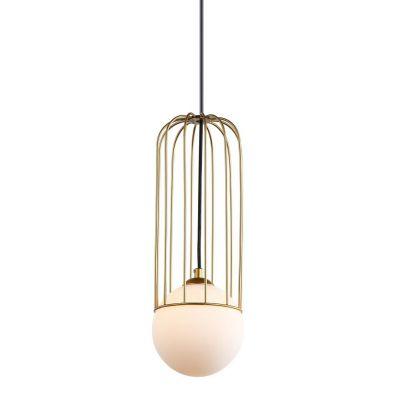 Lampa wisząca Italux MDM-3938-1-GD Simon