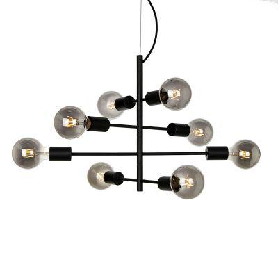 Lampa wisząca Italux PND-02431-8-BL Portel