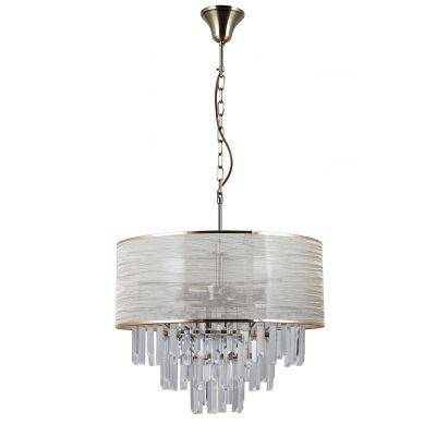 Lampa wisząca Italux PND-45660-8 Torreia