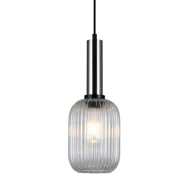 Lampa wisząca Italux PND-5588-1M-SCCL Antiola