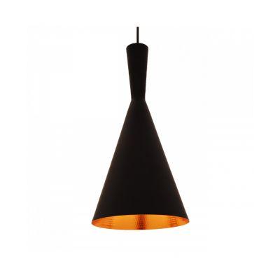 Lampa wisząca Lumina Deco LDP-7712-A-BK Foggi 12A
