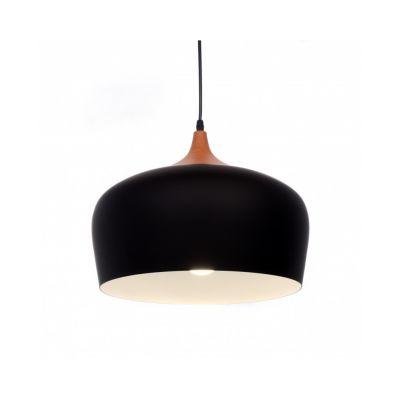 Lampa wisząca Lumina Deco LDP-7918-BK Consi