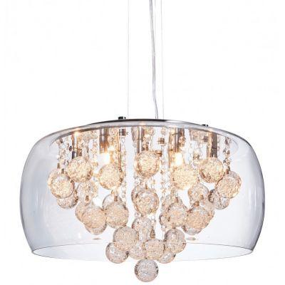 Lampa wisząca Lumina Deco LDP 8077-500 Fabina D50