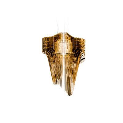 Lampa wisząca Slamp ARI84SOS0003O_000 Aria Large Gold