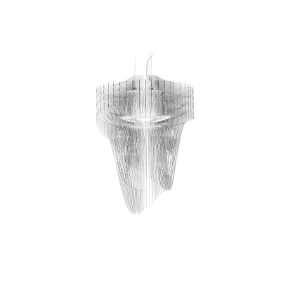 Lampa wisząca Slamp ARI84SOS0003T_000 Aria Transparent Large
