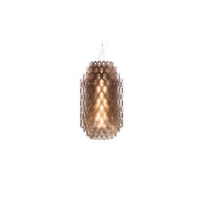Lampa wisząca Slamp CHN88SOS0002A_000 Chantal Medium Orange