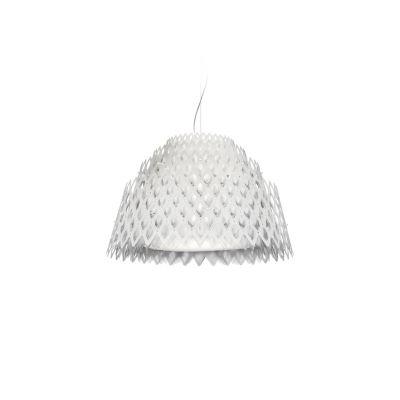 Lampa wisząca Slamp CHR88SOS0003W_000 Half Charlotte White