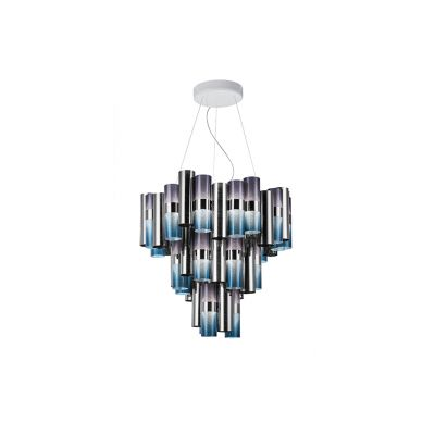 Lampa wisząca Slamp LAL87SOS0004GR000 La Lollo Gradient