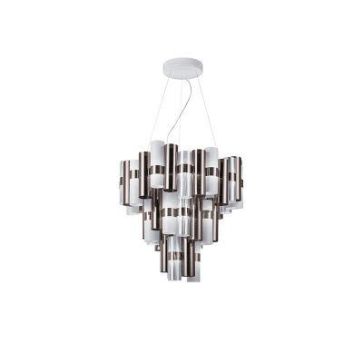 Lampa wisząca Slamp LAL87SOS0004PE000 La Lollo Peltro