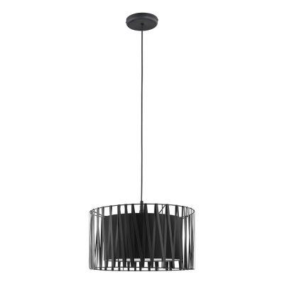 Lampa wisząca TK Lighting 1654 Harmony Black