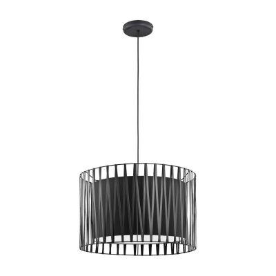 Lampa wisząca TK Lighting 1655 Harmony Black