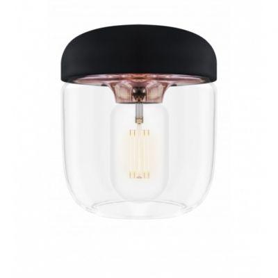 Lampa wisząca Umage 2083 Acorn Black Polished Cooper + zawieszenie w komplecie