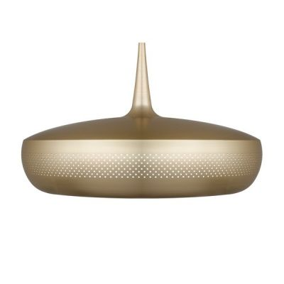 Lampa wisząca Umage 2099 Clava Dive Brushed Brass V2 + zawieszenie w komplecie