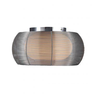 Lampa sufitowa Zuma Line Tango MX1104-2 (SILVER)