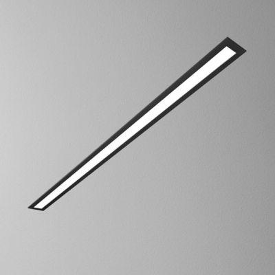 Lampa wpuszczana AQForm Set Aluline LED Recessed Czarny Mat