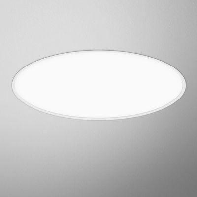 Lampa wpuszczana AQForm Big Size Next Round LED Recessed Biały Mat