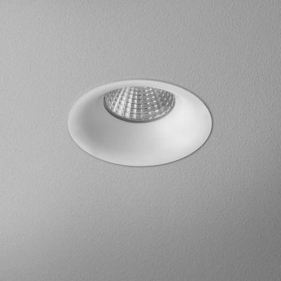 Lampa wpuszczana AQForm Hollow x 1 Round LED Recessed Biały Mat