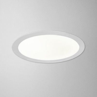 Lampa wpuszczana AQForm Ring LED Recessed Biały Struktura