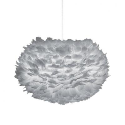 Lampa wisząca Umage Eos XL Light Grey-2086 + zawieszenie w komplecie