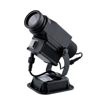 LED projektor Logo Greenie CREE XM-L2 12W wodoodporny IP43