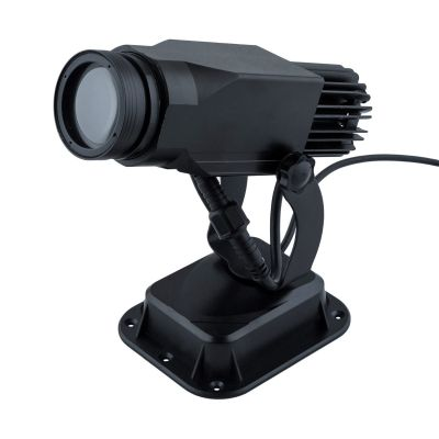 LED projektor Logo Greenie CREE XHP70 30W wodoodporny IP43