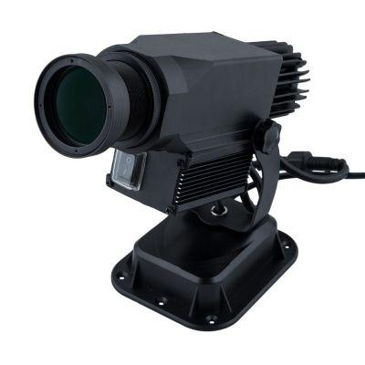 LED projektor Logo Greenie CREE XHP70 20W wodoodporny, obrotowy IP43