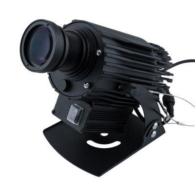 LED projektor Logo Greenie CREE XHP70 30W wodoodporny, obrotowy IP43