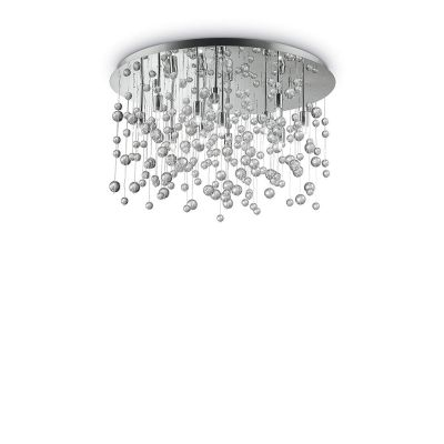 Lampa sufitowa Ideal Lux Neve PL12 CROMO