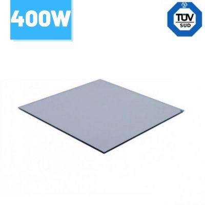 Lustrzany panel grzewczy na podczerwień 60x60cm 400W - 5 lat gwarancji - 8 - 10m3 Greenie