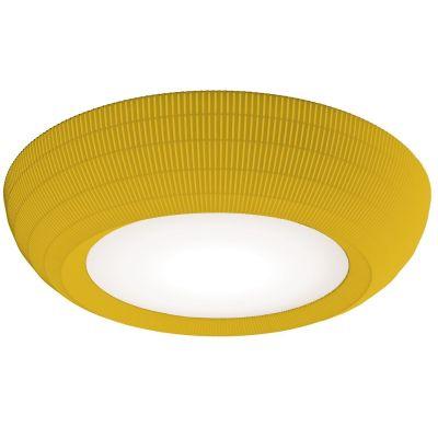 Plafon Axo Light Bell 180 Żółty
